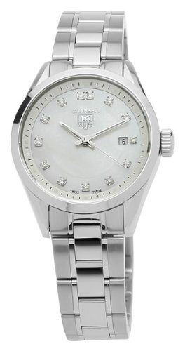TAG Heuer Women's WV1411.BA0793 Carrera Diamond Watch