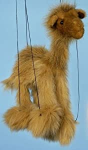 """16"""" Camel Marionette Small from Sunny & Co Toys"""