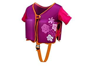 Swimways Swim Vest - Purple/Pink