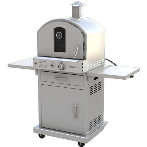 "19.88"" Outdoor Pizza Oven Gas Grill"