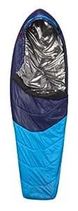 Columbia Sac de couchage Reactor 35 Mummy (Bleu) Gauche Long
