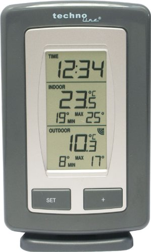 Technoline WS 9245 Temperature Station with Outside Sensor Picture