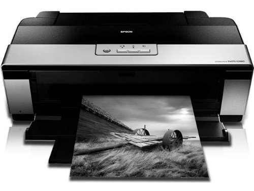 Epson Stylus R2880 Large Format Photo Printer (C11CA16201) (Silver)