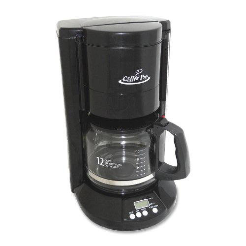Coffee Pro - Coffeemaker, 12-Cup, 10