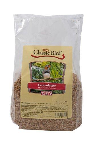 5er Pack Classic Bird Exotenfutter 1kg