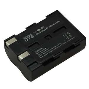 Batterie pour Minolta NP-400 / Samsung SLB-1674 / Pentax D-Li50 Li-Ion