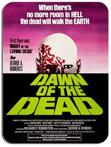 dawn-of-the-dead-vintage-movie-poster-mouse-mat-film-novelty-mouse-pad