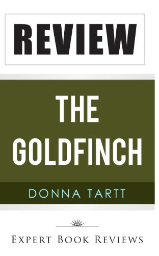 The Goldfinch BOOK REVIEW by Expert Book Reviewers