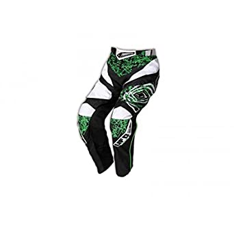 Pantalon UFO MX Kid vert 10-11ans - 43301010 - Pantalon Off-Road moto taille Enf