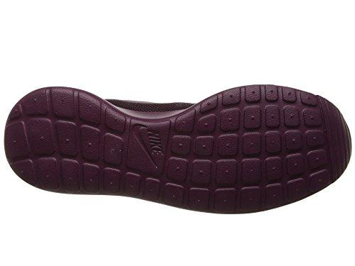b65e0769bea9 Nike RosheRun 511881-076 Black Villain Red Mesh Men s Shoes (size 8.5)