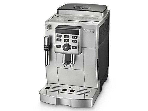 DeLonghi ECAM23120 Super Fully Automatic Italian Espresso Machine with Cappuccino System (Silver) (Delonghi Oven Parts compare prices)