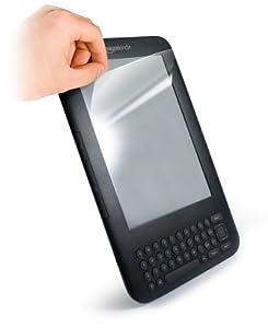 Tuff-Luv Topcoat Enhanced Screen protection for Amazon Kindle Keyboard / Kindle Global Wireless (generations 1, 2 & 3)