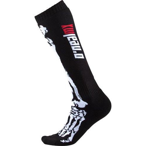 Mx Socks Oneal Xray Pro Nero Bianco (Default , Nero)