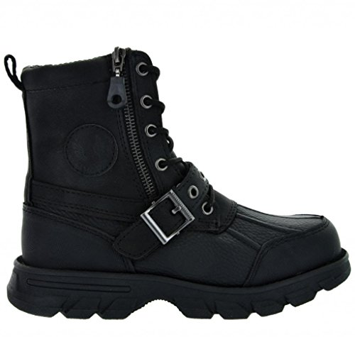 Kingshow 1161 Kid's Winter High Top Insulated Laced Up Outte