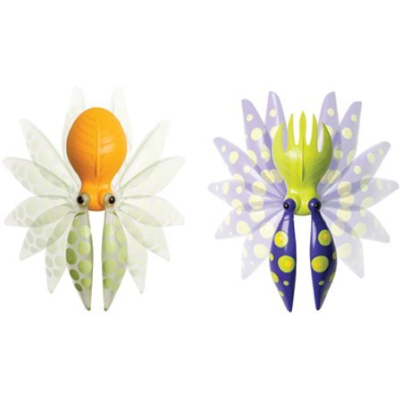 Hog Wild Beetle Spork - BLUE/GREEN (10481)