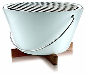Eva Solo Table Grill, Porcelain, White