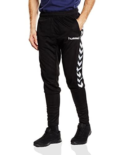 Hummel Pantalón Deporte Stay Authentic Football Negro