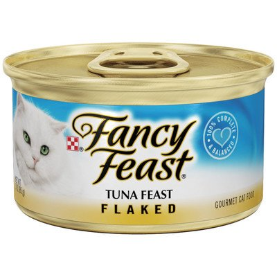 Flaked Tuna Wet Cat Food