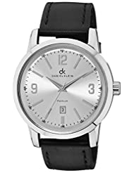 Daniel Klein Analog Silver Dial Men's Watch - DK10635-2