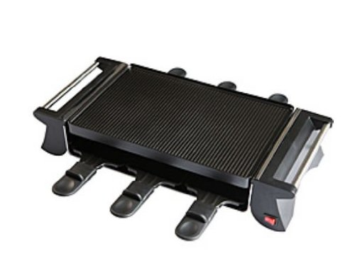 The Premium Connection Kitchenworthy Raclette Grill