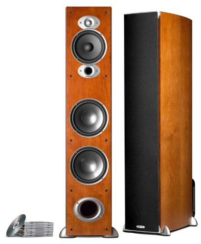 For Sale! Polk Audio RTI A7 Floorstanding Speaker (Single, Cherry)