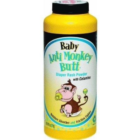 Anti Monkey Butt 00030 Baby Anti-Monkey Butt (Pack Of 3)