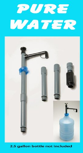 Seychelle Water Filter Pump Advanced