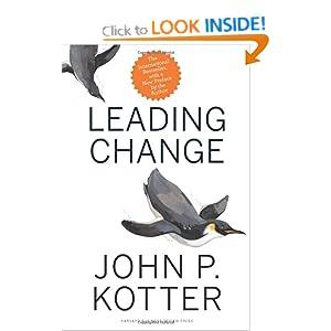 leading change john kotter beth banks cohn