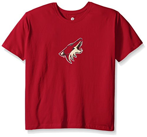 Nhl phoenix coyotes women 39 s short sleeve scoop neck screen for T shirt screen printing phoenix