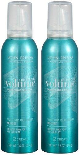 John Frieda Luxurious Volume Bountiful Body Mousse - 7.5 Oz