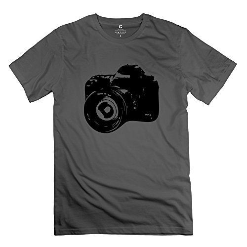 100% Cotton Photo Camera \R\Nman T-Shirts