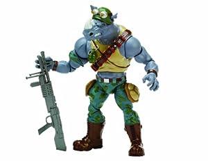 Teenage Mutant Ninja Turtles Classic Rocksteady Figure