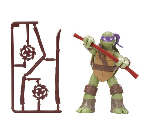 Teenage Mutant Ninja Turtles Classic Collection Action Figure - Donatello