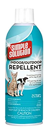 Bramton INDOOR/OUTDOOR REPELLENT for Stray Animals and Pets 14 oz