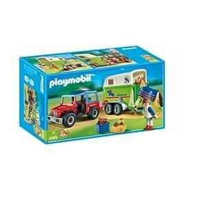 Playmobil 4189 Horse Trailer