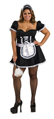 Secret Wishes Frenchie The Maid Costume