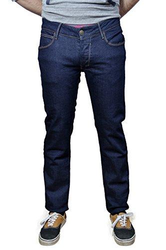 TIFFOSI-Jeans da uomo, modello slim, colore: blu, Indaco Jean-JOHN TIFFOSI Fine collection blu 32
