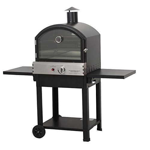 Heavy Duty Taranto Gas Pizza BBQ Oven Commercial Kitchen Outdoor Catering Event