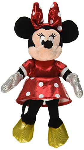 Ty Beanie Babies Minnie Red Sparkle Plush