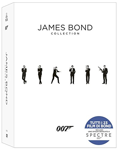 007 - James Bond Collection (Ltd) (23 Dvd)