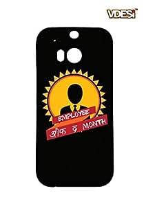 VDESI Designer Matte Back Cover For HTC One M8-31570171