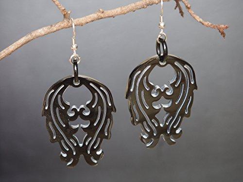 genuine-horn-earrings-handmade-dangle-natural-horn-earrings-he11