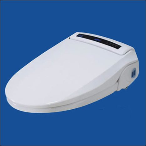 KAI-WC24E: Elongated Style Bidet Toilet Seat with remote control