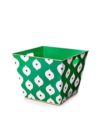 Jayes Sloane Storage Bin, Green