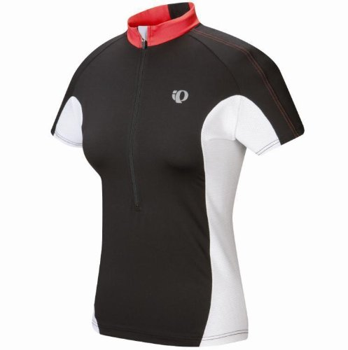 Buy Low Price Pearl iZUMi Women's P.R.O. Octance 3/4 Zip Jersey (0856-065-L)