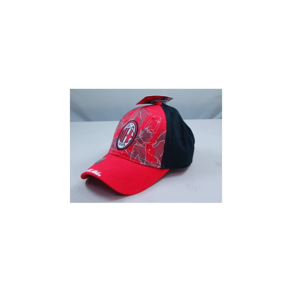 AC MILAN OFFICIAL TEAM LOGO CAP / HAT   ACM002