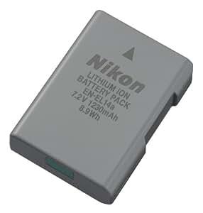 Nikon EN-EL14a - Batterie rechargeable pour Nikon Coolpix P7000/7700/7100/7800/DF/D5300/D3300
