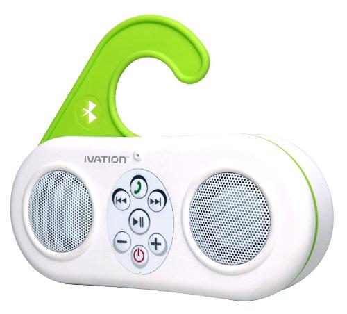 ivation-iva-400-waterproof-wireless-bluetooth-shower-speaker-and-handsfree-speakerphone-for-all-blue