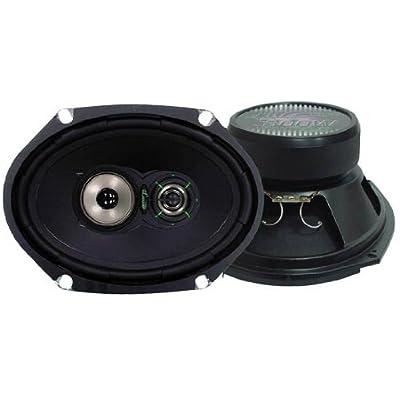 Lanzar VX683 VX 6-Inchx 8-Inch Three-Way Speakers