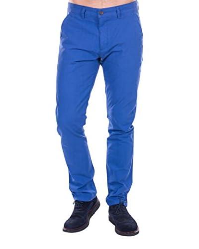 Giorgio Di Mare Pantalone Lino ZZZ [Blu]